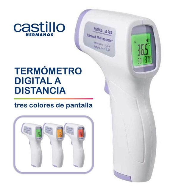 Termómetro a distancia